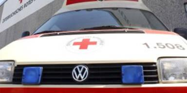 Vorarlbergerin und Kind bei Unfall verletzt