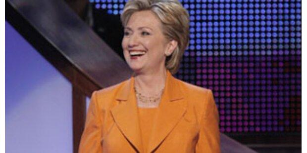 Hillary Clinton wird neue US-Außenministerin
