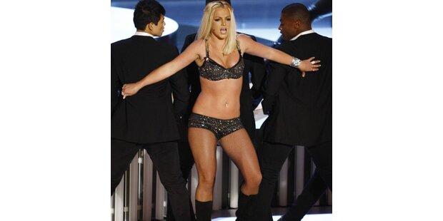 Britney erntet Spott nach MTV-Auftritt