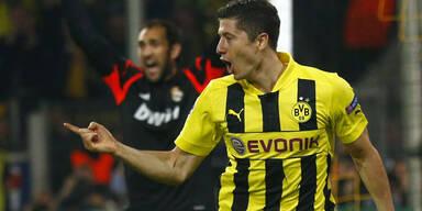4:1! Dortmund schießt Real ab