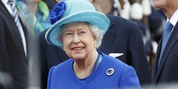 So begeistert die Queen Deutschland