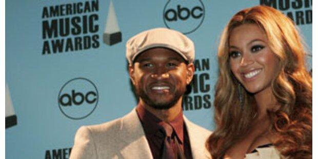 Timberlake & Co - American Music Awards vergeben