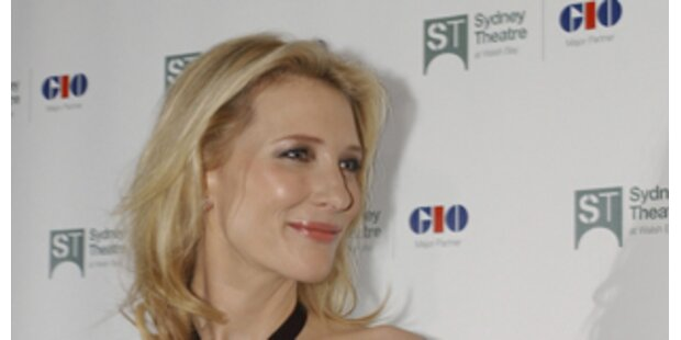 Cate Blanchett brachte dritten Sohn zur Welt