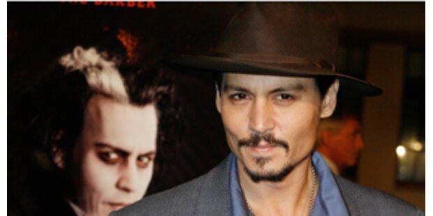 Horror und Musik mit Johnny Depp