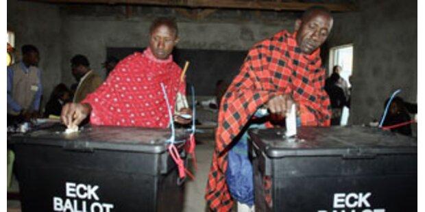 Die Völker Kenias