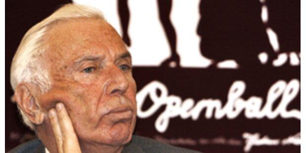 Holender gegen Lugner - Revival des Opernball-Kriegs