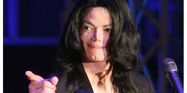 Stasi führte Akte über Michael Jackson