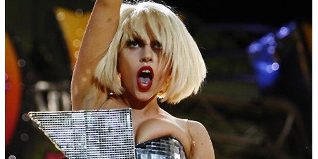 Lady Gaga: Sex-Attacke auf Wien