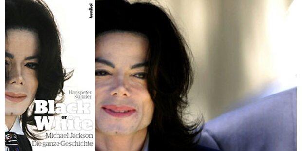 Michael Jackson erobert Buch-Charts