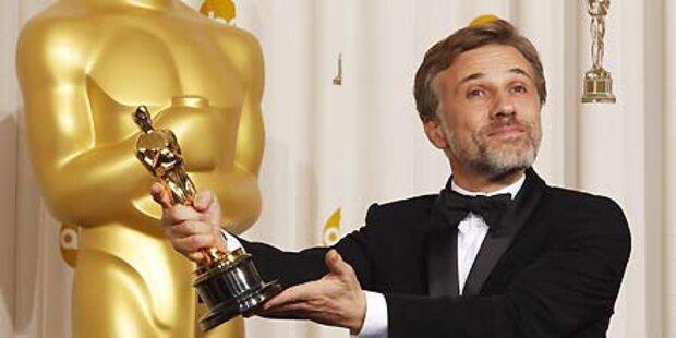 Oscar-Preisträger Christoph Waltz wirbt für Van der Bellen