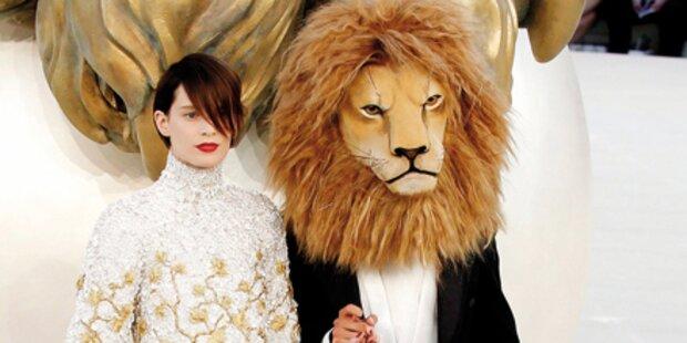 Mode im Zeichen des Löwen