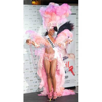 Die Miss Universe 2010-Kandidatinnen