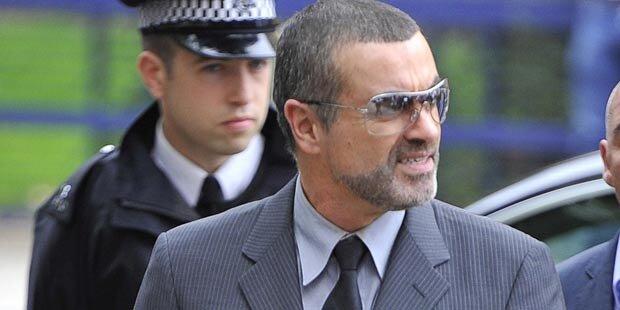 George Michael muss ins Gefängnis