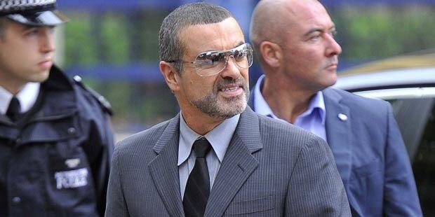 George Michael aus Gefängnis entlassen