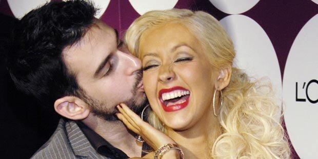 Xtina: Hat ihr Mann sie geschlagen?
