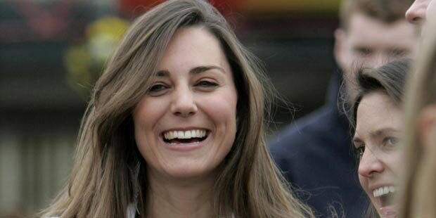 Das ist die Verlobte von Prinz William