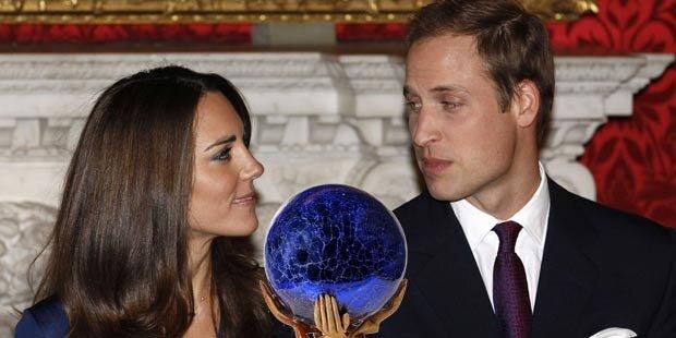 Prinz William: Wahrsager sehen schwarz