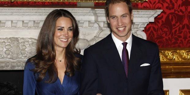 Prinz William: Kein Sex bis zur Hochzeit