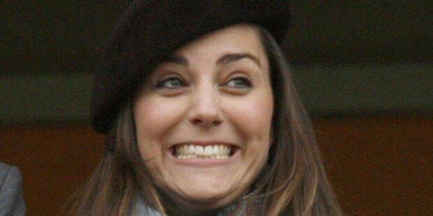 Kate Middleton gibt's 2011 auch aus Wachs
