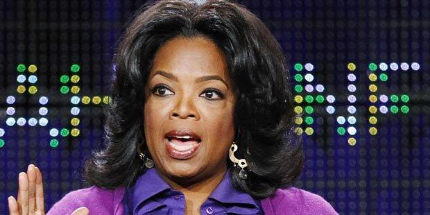 Oprah Winfrey hat eine Halbschwester