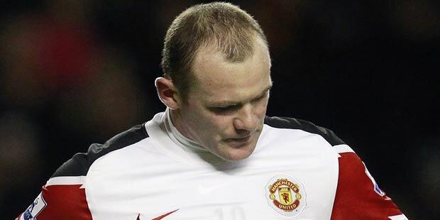 Rooney mit Bildern von Sohn erpresst