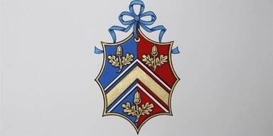 Das neue Wappen der Middletons