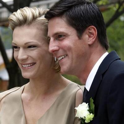Hochzeit: Maria Riesch hat