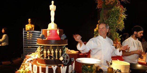 Österreicher kocht für Oscar-Preisträger