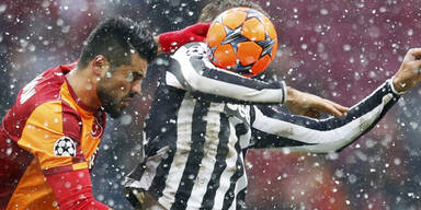 Galatasaray wirft Juve aus Champions League
