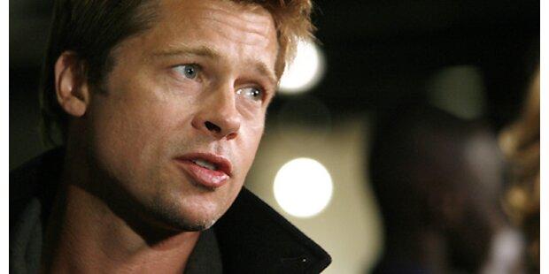 Brad Pitt war Stripperinnen-Chauffeur