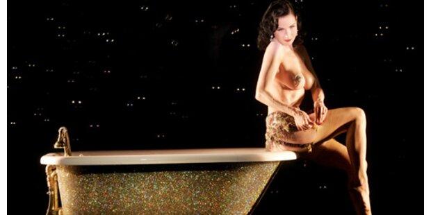 Dita von Teese im Opernball-Interview