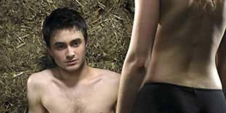 """Ist """"Harry Potter"""" mit seiner Kollegin liiert?"""