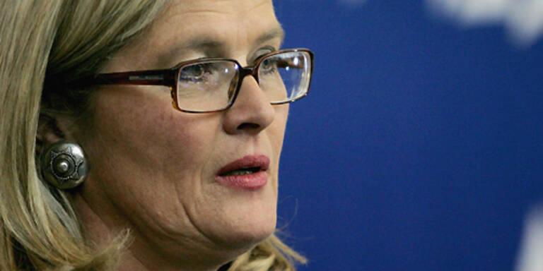 Ursula Plassnik. (c) Reuters