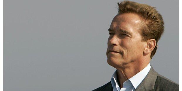 Arnie als Kind geschlagen
