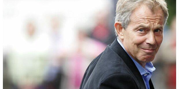 Tony Blair zum Katholizismus übergetreten