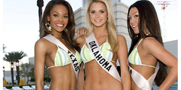 Wer wird Miss USA 2008?