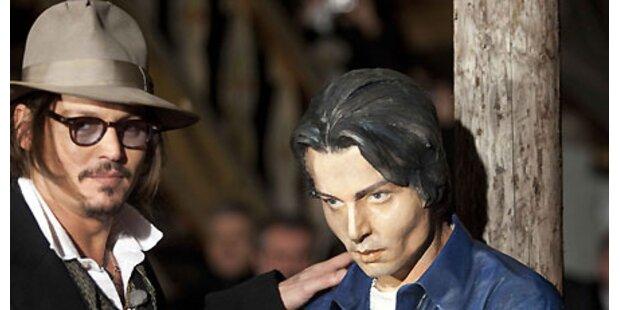 Johnny Depp enthüllt sich für Festival