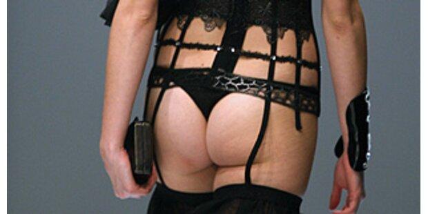 Wow: Sexy Dessous aus Paris