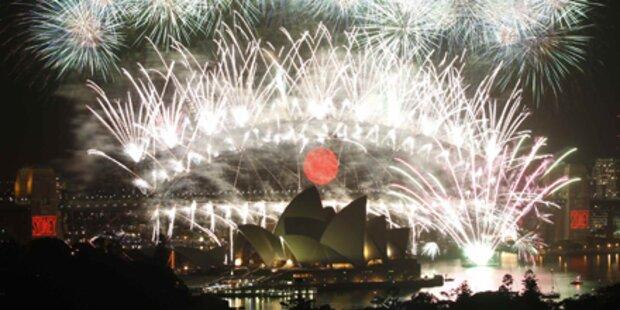 So feiert die Welt Silvester