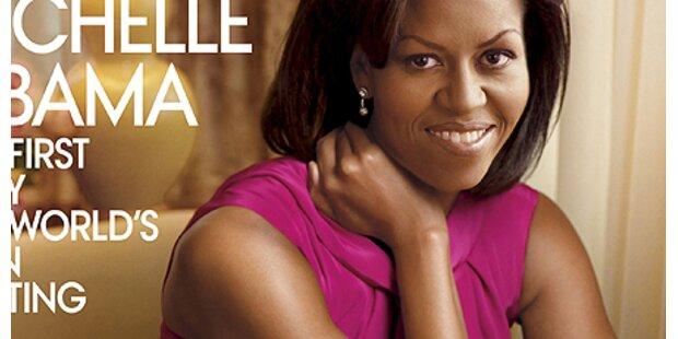 Ist Michelle Obama zu nackig unterwegs?