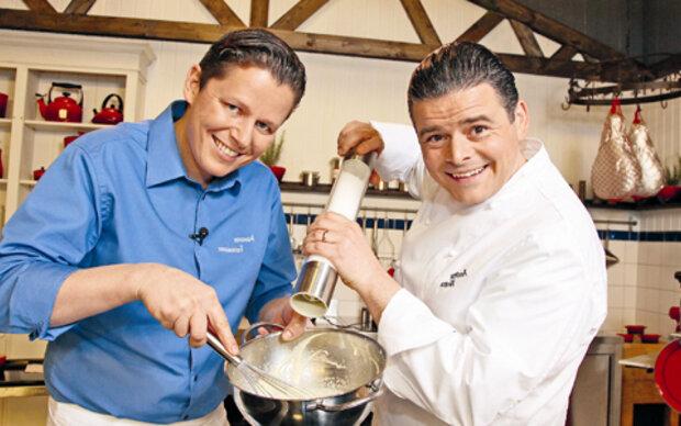 Andy & Alex: Das neue Kochbuch