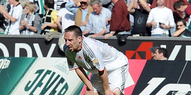 UEFA entscheidet am 5. Mai über Ribery-Sperre