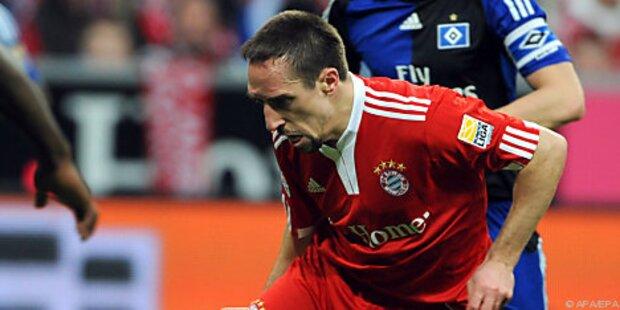 Bayern seit Mai 2008 wieder an Bundesliga-Spitze