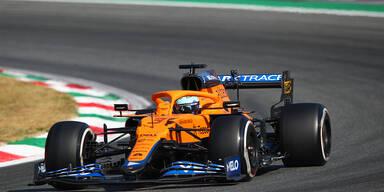 Monza-Drama: McLaren feiert sensationellen Doppelsieg