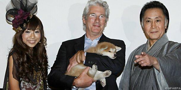 Richard Gere Film Mit Hund