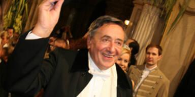 Richard Lugner am Wiener Opernball