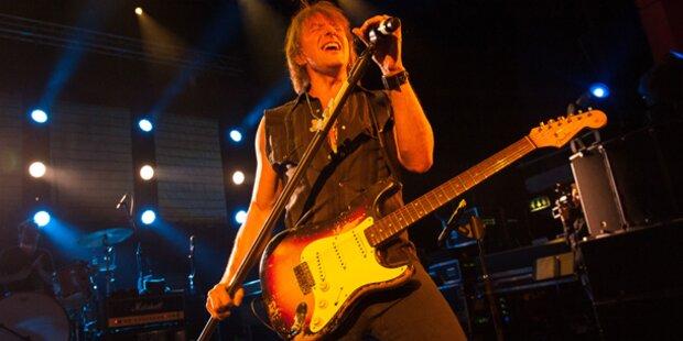 Bon Jovi Tour ohne Richie Sambora