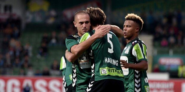 Neustadt-Verfolger patzten - Ried nach Sieg neuer Dritter