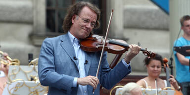 André Rieu: Krank und in Troubles