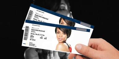 Gewinnen Sie Tickets für Rihanna!